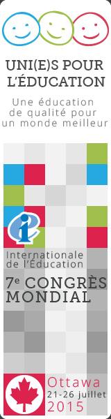 7e congrès de l'IE