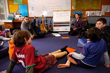 Maori school (from http://www.educationaotearoa.org.nz)