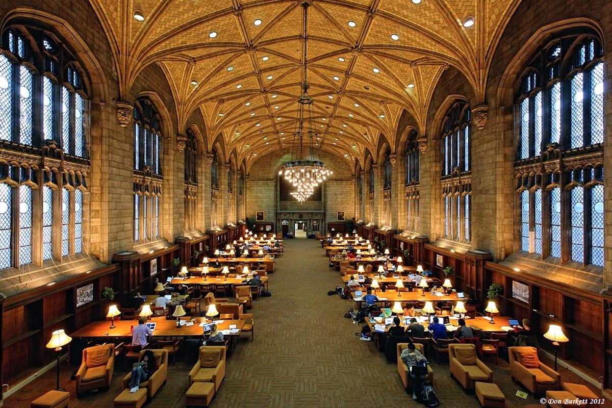 University of Chicago. Photo: Don Burkett
