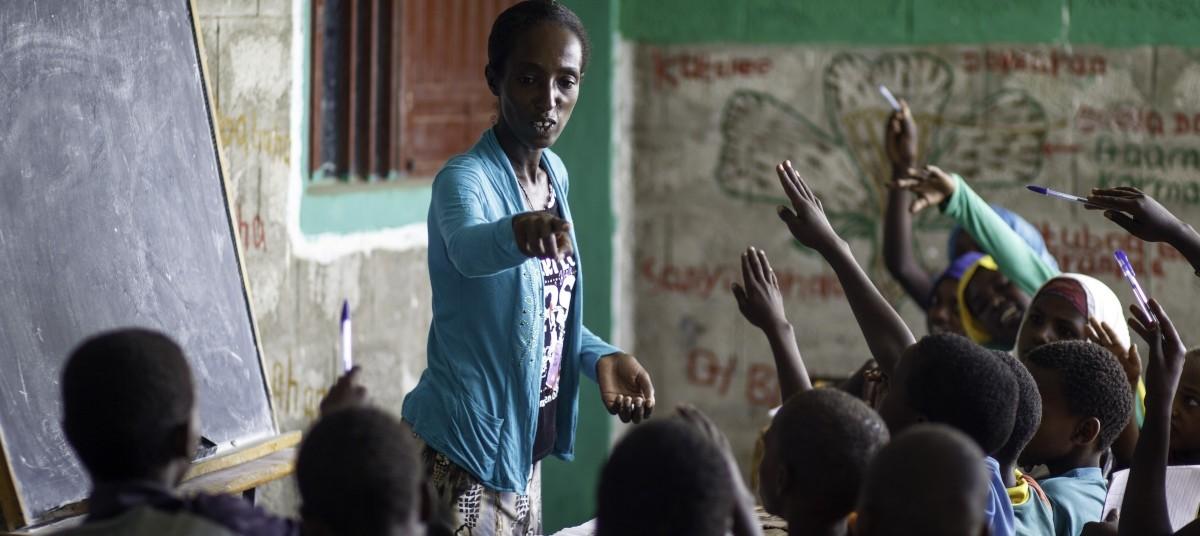 Photo: UNICEF Ethiopia/2014/Ose