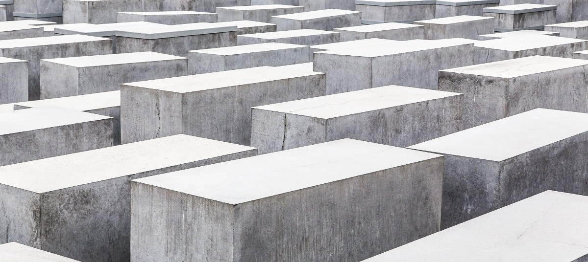 Memorial to the Murdered Jews of Europe in Berlin (photo: Richard Ricciardi/flickr)