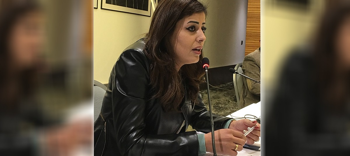 Manal Hdaife (PPSTLL Lebanon)