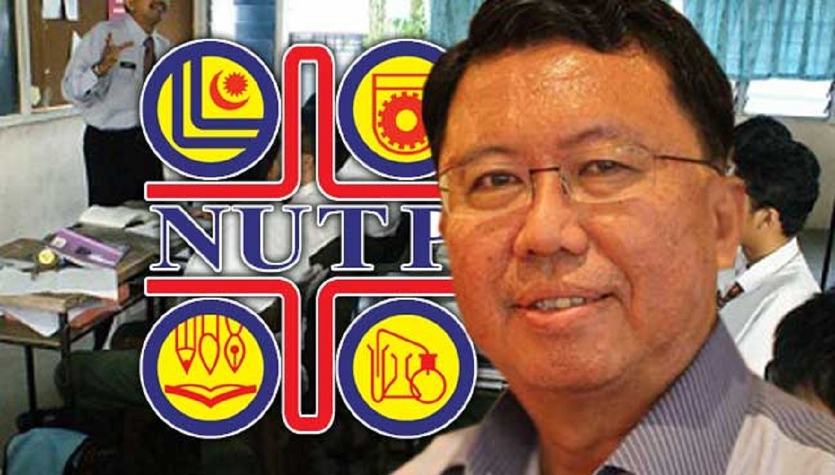 NUTP secretary-general Harry Tan Huat Hock.