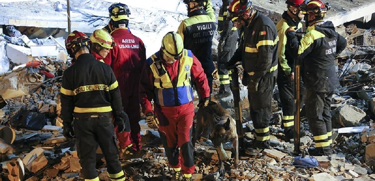 Credit: Dipartimento Protezione Civile from Italia - Terremoto Albania, CC BY 2.0.