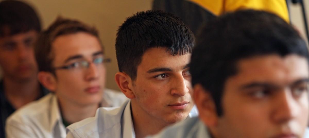 Sisli Vocational High School in Istanbul, Turkey. Photo: Simone D. McCourtie / World Bank