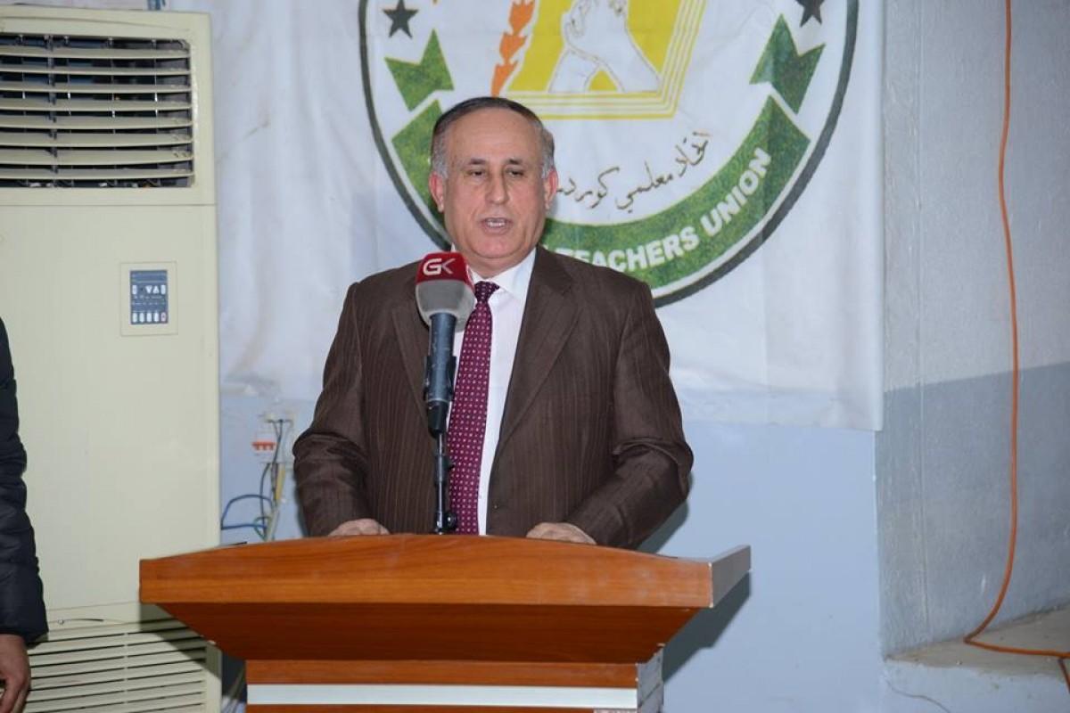 KTU President Abdalwahed M. Haje